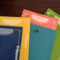 folders for handing work back