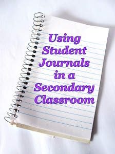 journals blog post