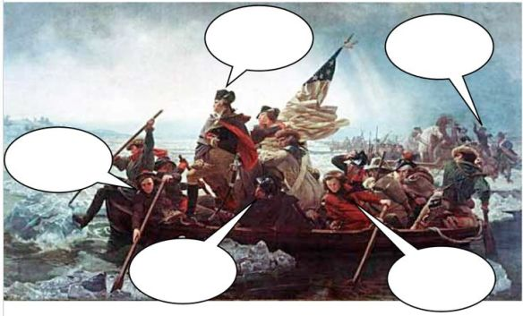 Thought Bubbles on Historical PIctures