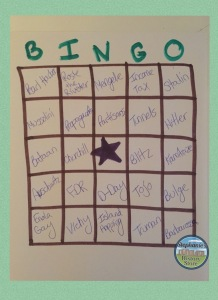 play bingo and get your students excited about the lesson