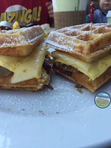 waffle sliders