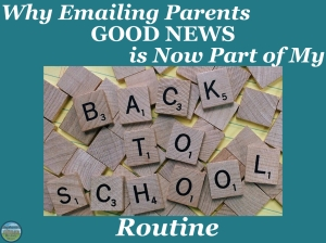 having positive contact with parents