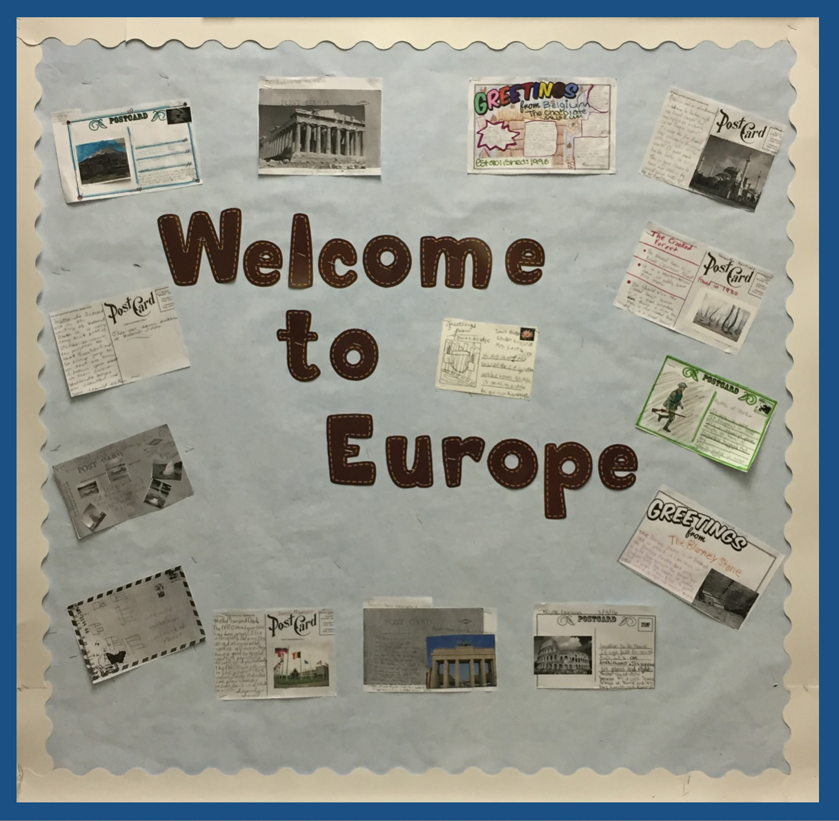 welcome-to-europe-bulletin-board