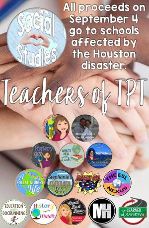 all Sept 4th proceeds benefit schools affected by hurricane harvey