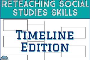 reteaching timelines to middle school students